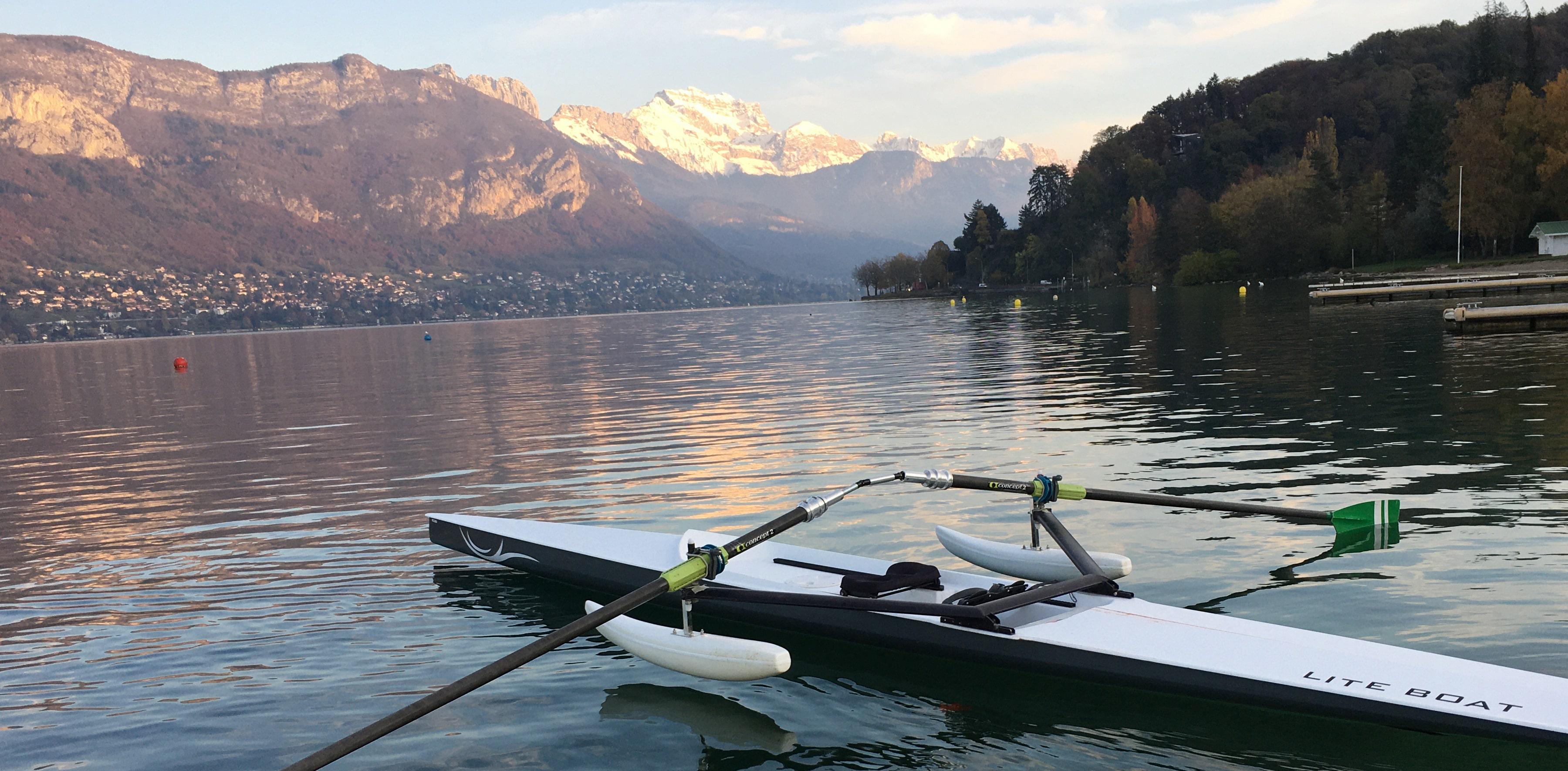La Pelle Tenace, la rame qui révolutionne le monde de l'handi-aviron