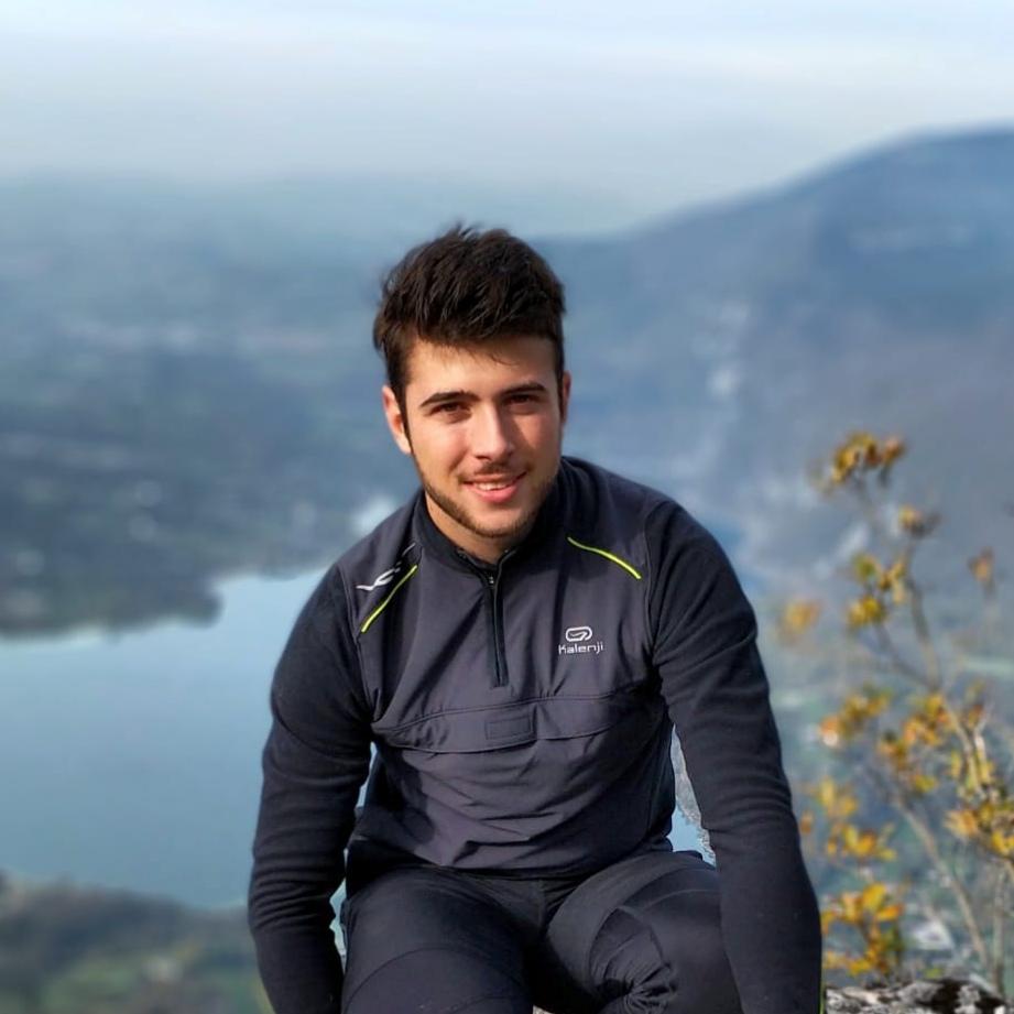 Profil de  Rudy Iannuzi